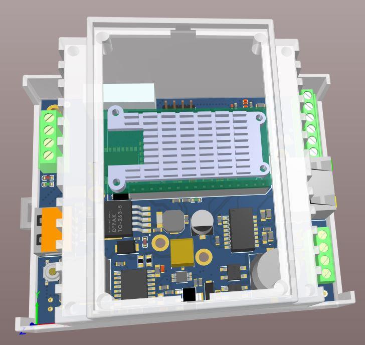 SIP Audio amplifier